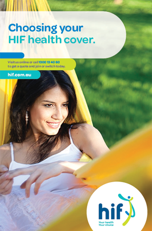 HIF health insurance brochure - download, view and print.