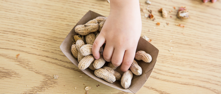 Does Your Child Have a Food Allergy?