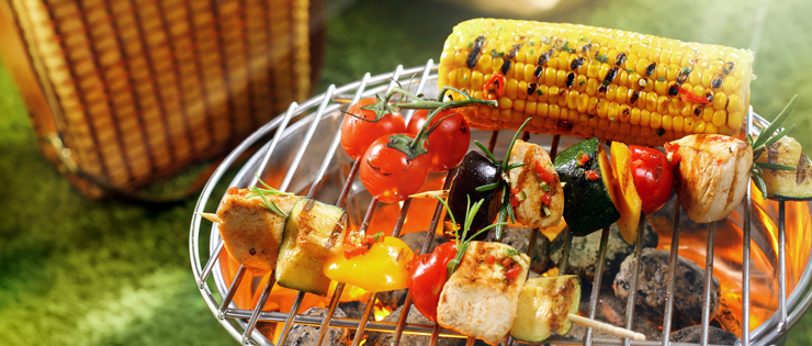 Is it possible to have a healthy barbecue?