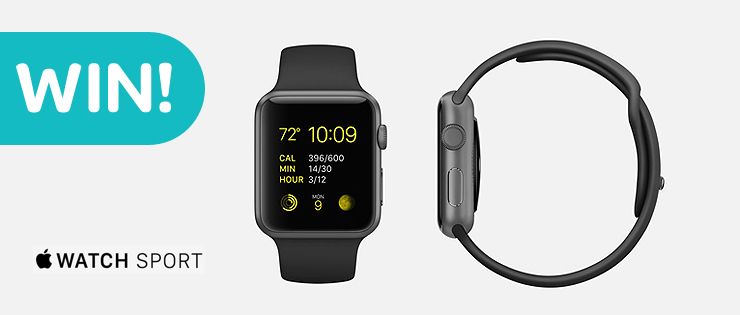HIF Member Competition - Win an Apple Watch!