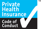 Private Health Insurance Code of Conduct Logo, Australia