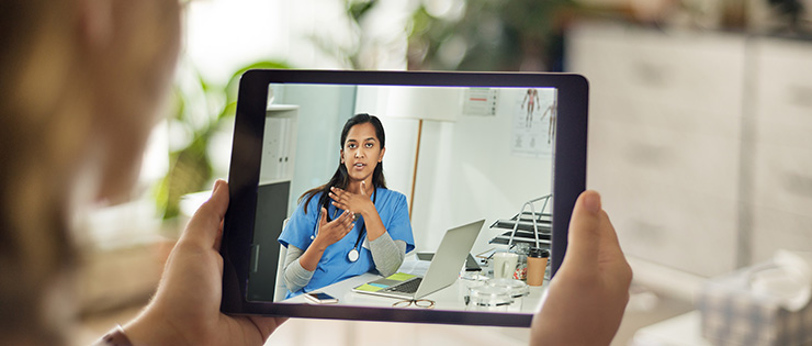 HIF enables benefits for some Extras services via telehealth channels