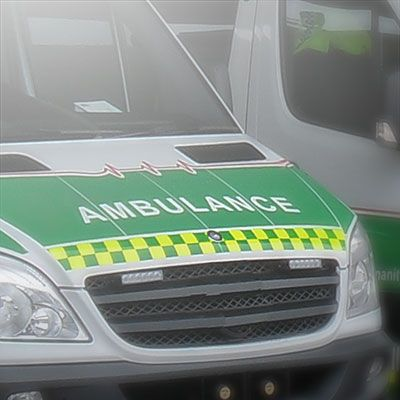 Ambulance Cover