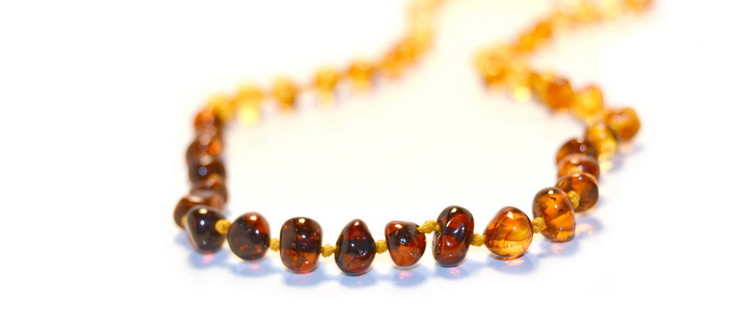 "Dental Health Article by Dr Emma - ""Amber Teething Necklaces"""