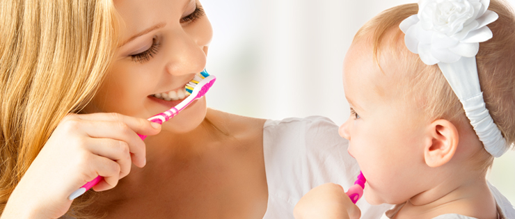 "Question for Dr Emma - ""Brushing Baby Teeth"""