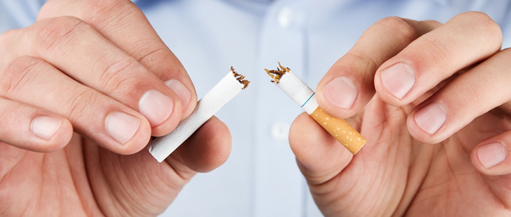 "Dental Health Article by Dr Emma - ""A Smoker's Mouth"""