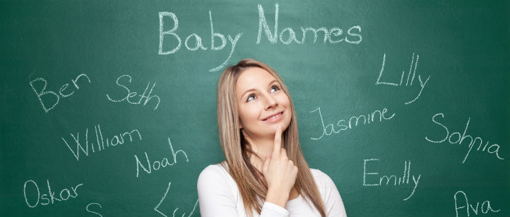 7 Fun Ways on Deciding Your Baby's Name