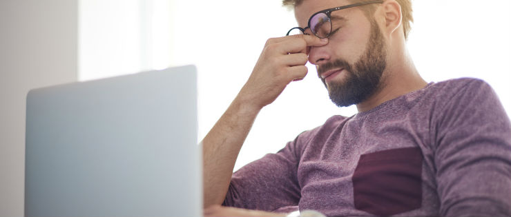 Reduce the Risk of Computer Eye Strain