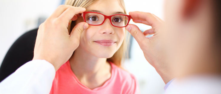 Is your Child Showing Signs of Eye Problems?